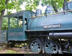 Ferrocarril del Táchira. Museo del Transporte (Caracas-Venezuela)
