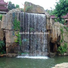 M s de 1000 im genes sobre cascadas y fuentes para jardin for Cascadas de agua artificiales para jardin