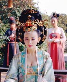 武媚娘传奇 王皇后'Empress of China'.