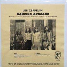 1000 Images About Vinyl Bootleg Record Covers On