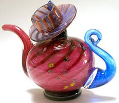 Image result for elaine hyde, teapots