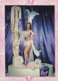 """Peep"" Backstage U.S.A., 1962 Seattle World's Fair"