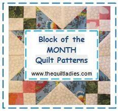 The Quilt Ladies Book Collection: BOM 2013