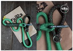 The GreenDog Leash on Etsy, $27.00