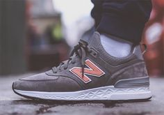 #sneakers #news Ronnie Fieg And Dover Street Market Will Debut The New Balance 574 Sport