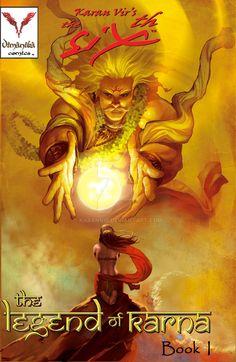 The Sixth-The Legend of Karna by Karanvir