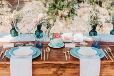 Beach Wedding, una sesion de inspiracion en All Lovely Party