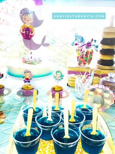 sirenas kit imprimible para decorar fiestas Baby Shower Menu, Baby Shower Crafts, Baby Shower Favors, Baby Shower Games, Baby Shower Decorations, Baby Shower Elegante, Elegant Baby Shower, Simple Baby Shower, Virtual Baby Shower