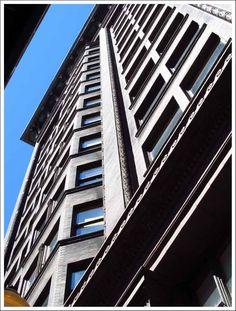 Monadnock Building Addition |