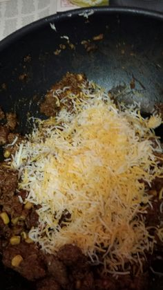 Taco Pie - a quick and easy recipe - from The Untamed Domestic Goddess
