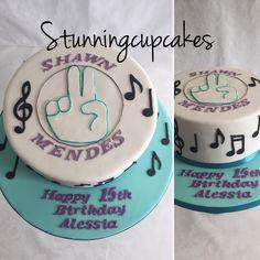 Shawn mendes birthday cake 16 Birthday Cake, Golden Birthday, 14th Birthday, Birthday Parties, Birthday Wishes, Shawn Mendes Birthday, Shawn Mendes Merch, Chon Mendes, Shawn Mendez