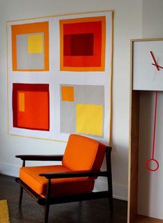 tallgrass prairie studio: Quilts at Home