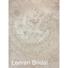 #wedding dress #detailing. #pearl #lace #beads
