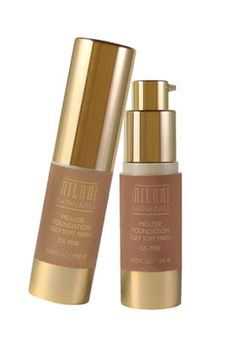 12 Best Foundations --Milani Minerals Mousse Foundation