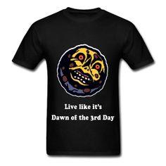 Live like it's Dawn of the 3rd Day Majora's Mask T-Shirt #zelda #nintendo #n64 https://www.etsy.com/listing/161802252/legend-of-zelda-majoras-mask-moon-t?ref=shop_home_active
