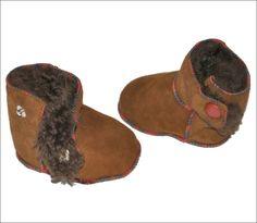 Δερμάτινα Παιδικά Μποτάκια με γούνινη επένδυση Μοντέλο:Baby Boots 1-2 Τιμή: 28€ Βρείτε αυτό και πολλά ακόμα σχέδια στο www.otcelot.gr ♥♥