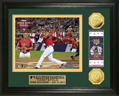 "AAA Sports Memorabilia LLC - 2014 MLB All-Star Game ""Home Run Derby Champion"" Gold Coin Photo Mint - Oakland Athletics Yoenis Cespedes, $yoeniscespedes #oaklandathletics #allstar #mlb #athletics #sportscollectibles #mlbcollectibles $99.99 (http://www.aaasportsmemorabilia.com/mlb/2014-mlb-all-star-game-home-run-derby-champion-gold-coin-photo-mint-oakland-athletics-yoenis-cespedes/)"
