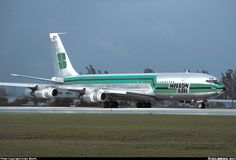 Boeing 707, Life Photo, Great Photos, Aviation, Jet, Miami, Aircraft, Commercial, October