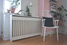 DIY Radiatorskjuler Grimm, Radiators, Home Appliances, Interior, House, Inspiration, Design, Dyi, Snapchat