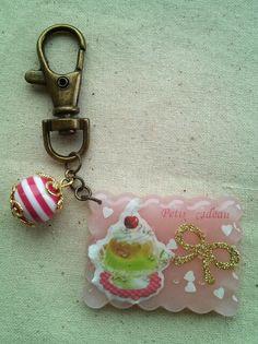 Cockie keychain
