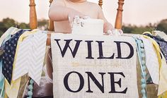 WHERE THE WILD Things Are Birthday Banner First Birthday Photo