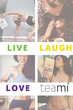Reach your weightloss goals drinking Teami Detox Tea. Tastes good and is good for you!