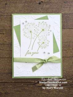 Creativity Shared with Me & SNS Sale - Geprägte karten Fun Fold Cards, Folded Cards, Stampin Up Karten, Creative Connections, Dandelion Wish, Masculine Birthday Cards, Stamping Up Cards, Daisy, Card Sketches
