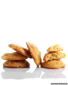 Fresh-Peach Drop Cookies