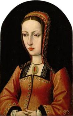 Juana the Mad, ca. 1496 (Master of Mary Magdelene)  Location TBD