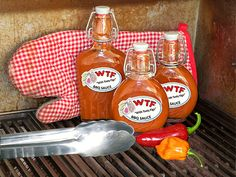 "WTF BBQ Sauce (""With Tasty Figs"")"