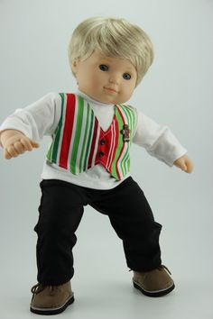 American Girl doll clothes  Bitty Baby / Twin by DolliciousClothes