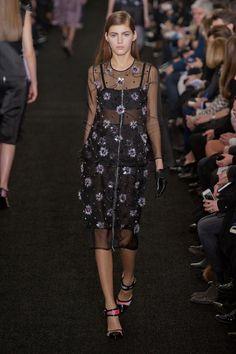 Fashion Week Londres Automne-Hiver 2013/14 : Erdem