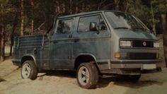 Volkswagen T3 Syncro Doka Carat Original !!!! in DE-13509Berlin Německo