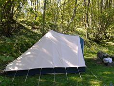 Woodland c&ing & Obelink hypercamp Eldorado pyramid tent   Bell tent pyramid tent ...