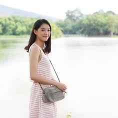 Cross-body Bags Little Tan Width Bag (Natural-Brown Color)-www.tanbagshop.com