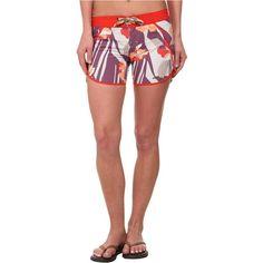 006e7234c8 Patagonia Wavefarer 5 Boardshorts Women's Swimwear, Orange (35 NZD) ❤ liked  on Polyvore