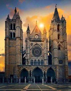 Catedral de Santa Maria,León