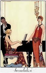 fashion illustration 20's - Google Search
