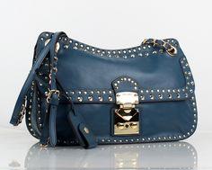 gold chain shoulder bag