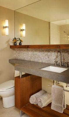 ideas para decorar baños originales