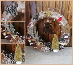 Christmas Decorations, Wreaths, Halloween, Home Decor, Decoration Home, Door Wreaths, Room Decor, Deco Mesh Wreaths, Home Interior Design