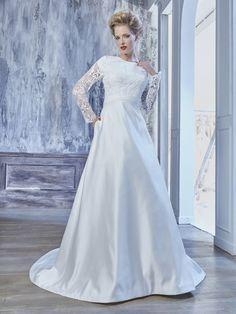 Venus bridal Oslo, Venus, One Shoulder Wedding Dress, Arm, Bridal, Wedding Dresses, Fashion, Bride Dresses, Moda