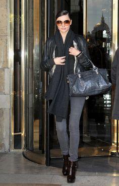 From City to City: Dress Like A Model. Miranda Kerr Style