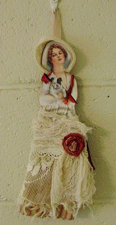 French Lace Doll