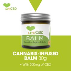 Our balm is our little pot of gold Cbd Hemp Oil, Pot Of Gold, Cannabis Oil, The Balm
