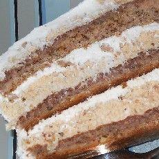 Torte Recipe, Torte Cake, Vanilla Cake, Cake Recipes, Sweets, Cakes, Cooking, Ethnic Recipes, Desserts