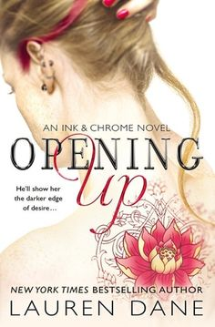 Opening Up by Lauren Dane Both Sparkles and Spice thought this was one hot read.