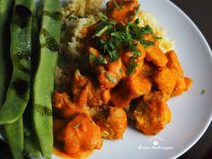 Pomysł na... pierś indyka w sosie dyniowo-curry
