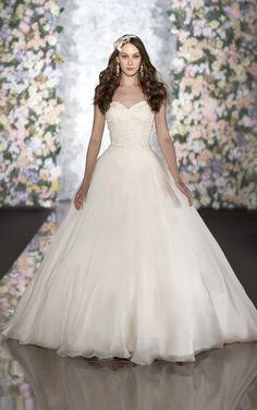 Wedding Dress   Ball Gown Wedding Dress   Martina Liana