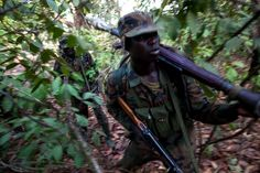 Scribe author Scott Johnson reports from Africa on the search for Kony
